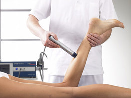 Extracorporeal Shockwave Therapy (ESWT) now at Apex Chiropractic Coquitlam