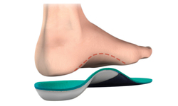 Coquitlam Custom Foot Orthotics